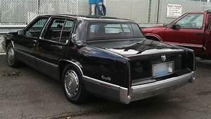 Cadillac Sedan Deville 1989  Black W   Grey   1993 Maroon W