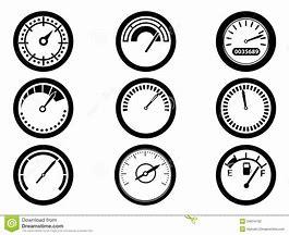 Image result for tempurature gauges clip art black and white
