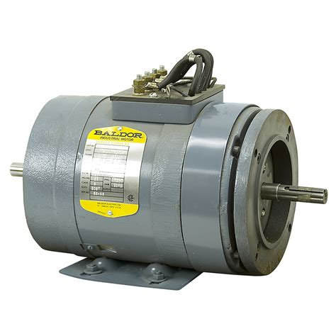 8hp Electric Motor by 5 8 Hp 2600 Rpm 24 Vdc Baldor Motor 27 1871 2029 Dc