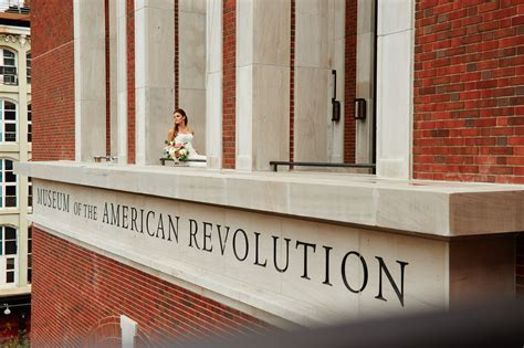 museum american revolution wedding venue philadelphia