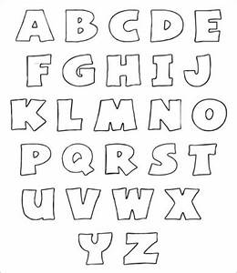 free printable alphabet letters health symptoms and curecom With photo alphabet letters download