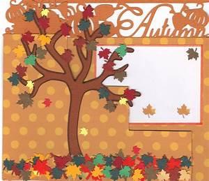 C90 Designs: Autumn Card Creative Kuts Facebook Project