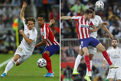 Real Madrid vs Atletico Madrid LIVE RESULT: Score, stream ...