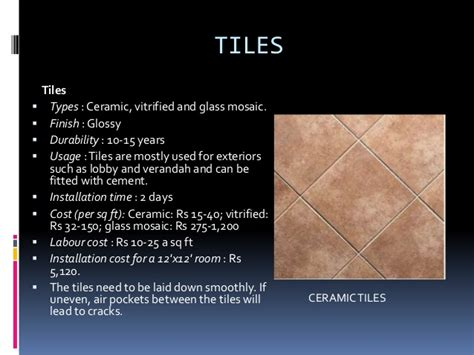different types of floor finishes types of floor finishes