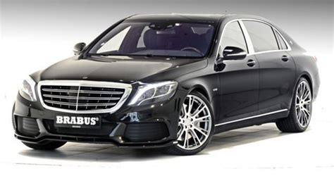 Who Makes The Maybach by Brabus Makes Maybach A 900 Hp Luxury Limousine Auto