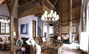 Wohnzimmer Landhaus Modern : wohnzimmer im landhausstil gestalten 55 gema 1 4 tliche ideen kleines einrichten l ~ Orissabook.com Haus und Dekorationen