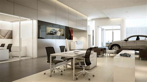 bmw showroom  ratchada projects orbit design studio