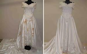 1995 wedding dresses wedding gallery for Vintage wedding dress restoration