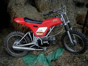 Bsa Junior 50cc Off Road Childrens Scrambler