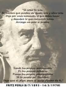 Fritz Perls Quotes
