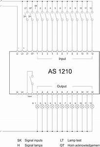 Common Alarm Indicator As1210