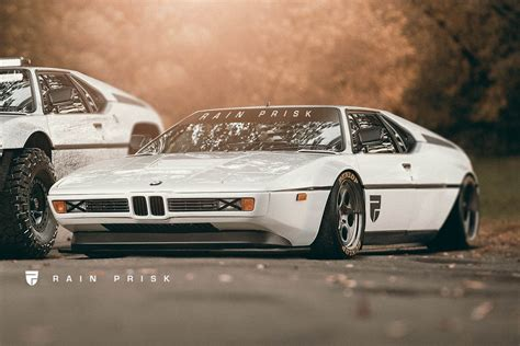 bmw 328i slammed jacked or slammed how do you like your bmw m1 carscoops