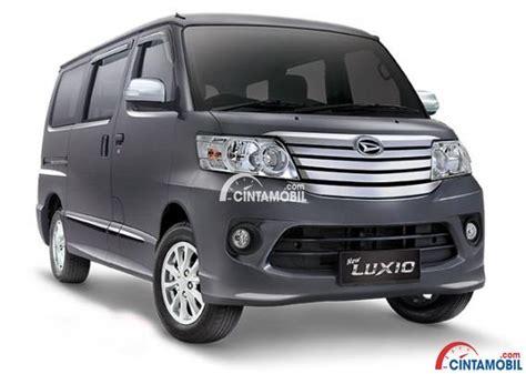 Review Daihatsu Luxio by Review Daihatsu Luxio 2017 Di Indonesia Harga Dan