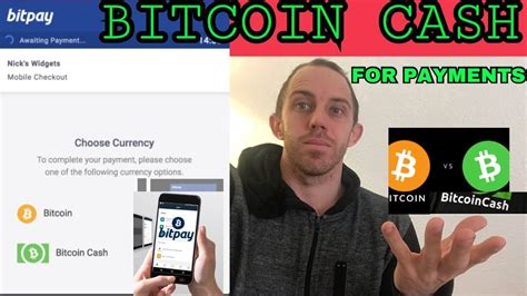 Find unbiased ratings on user satisfaction, features, and price based on the most reviews available anywhere. IS BITCOIN CASH THE NEW KING WITH BITPAY'S NEW MULTIPLE BLOCKCHAIN PAYMENT PROCESSING ...