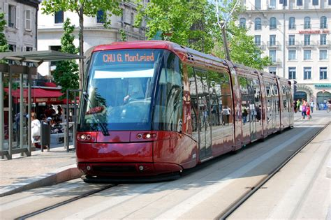 tramway de clermont ferrand wikip 233 dia