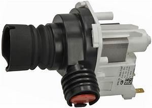 Aeg Electrolux Dishwasher Drain Pump With Casing