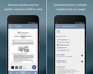 best document scanner apps for android With scan documents app android