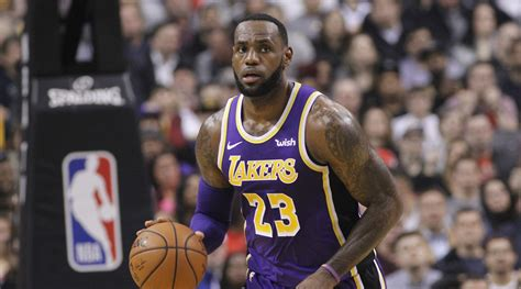 report lebron james argues nba  address china issue