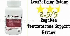 Regimen Testosterone Support Review