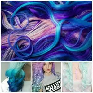 clip in ponytail capelli colorati vpfashion italia tendenze