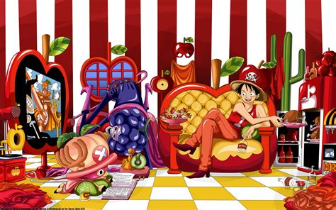 One Piece #02 壁紙15種40枚