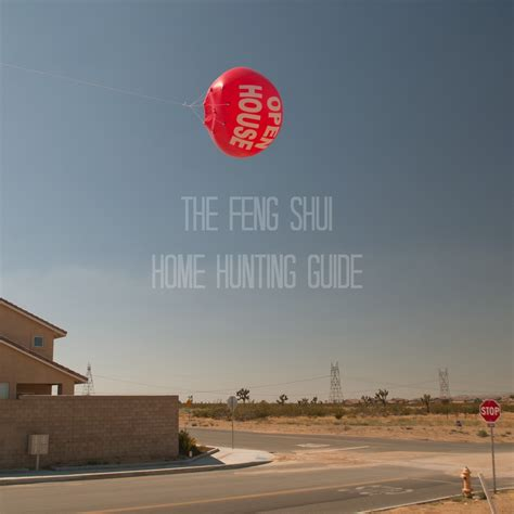 The Feng Shui Home Hunting Guide By The Tao Of Dana