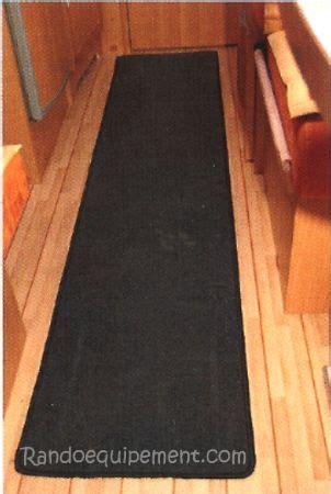 moquette de couloir tapis camping car