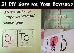 Handmade Birthday Gifts For Boyfriend | New Calendar ...