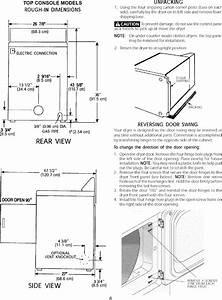 Frigidaire Fde336res2 User Manual Frigidaire  Fs Dryer