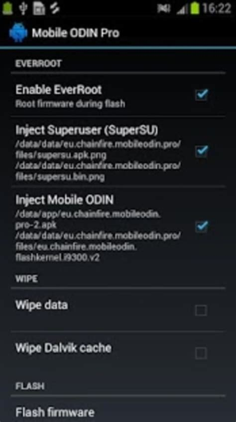 root mobile android root mobile odin pro for android