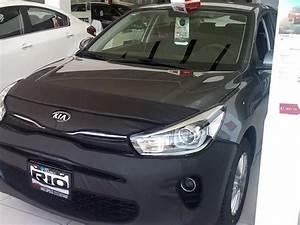 Antifaz Kia Rio 2018 Calidad Original Sedan Hatchback