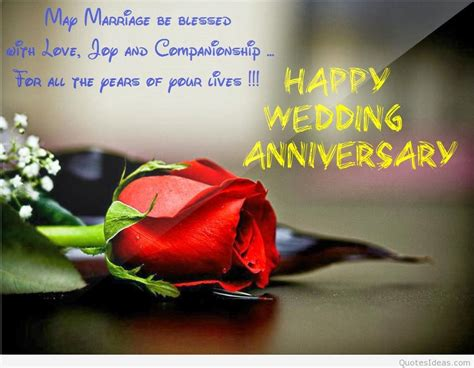 happy marriage anniversary card messages  quotes