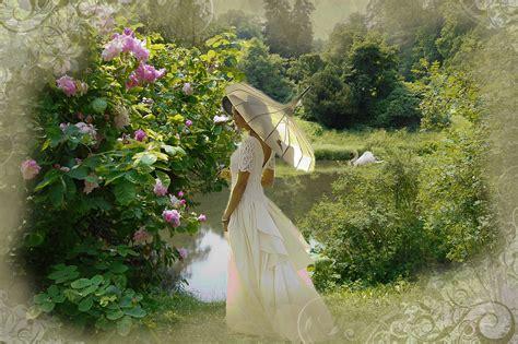 romantic garden wwwyoutubecomwatchvhlktxnzm