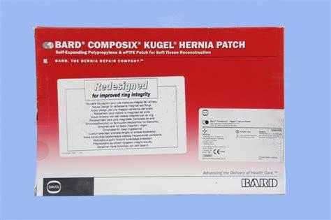 bard mesh  bard mesh composix kugel hernia patch