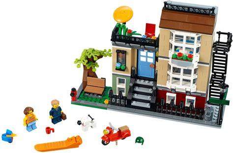 lego 31065 park townhouse