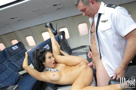 Destroyed The Air Hostess Showing Porn Images For Air Waitress Stuffed