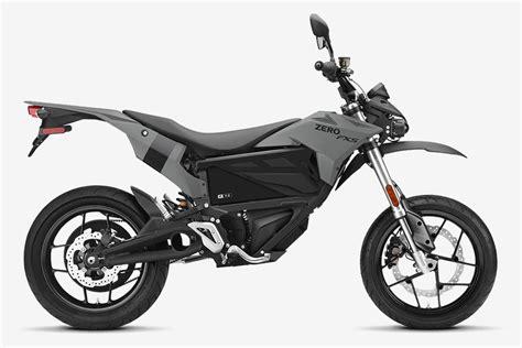 2019 Zero Fxs Electric Motorcycle