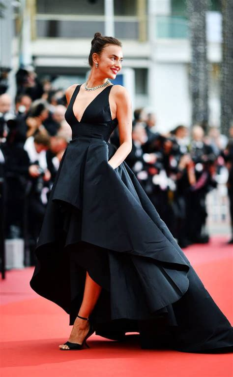 irina shayk  cannes   dressed stars  news