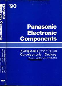1990 Panasonic Visible Led 1990 Panasonic Visible Led