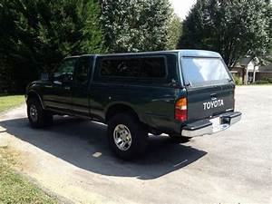 Find Used Toyota Tacoma 1997 Extended Cab 4x4 Manual V4 In
