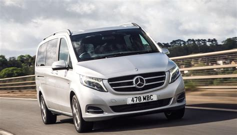 Review Mercedes V Class by Mercedes V Class Review 2019 What Car