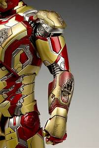 Hot Toys Mms Diecast Series  1  6 Iron Man 3 Mark Xlii   Full Photoreview No 52 Hi Res Images