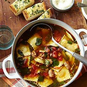 Italian Dinner Soup Midwest Living
