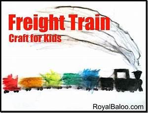 Freight Train by Donald Crews–Virtual Book Club for Kids ...