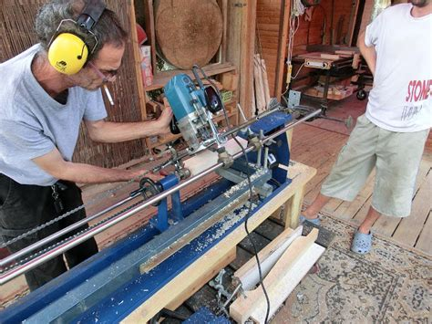 router lathe finewoodworking