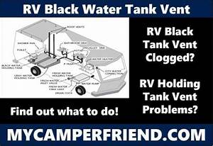 Rv Black Water Tank Vent