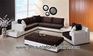 Deco Salon Moderne : 1000 ideas about salon marocain moderne on pinterest ~ Zukunftsfamilie.com Idées de Décoration