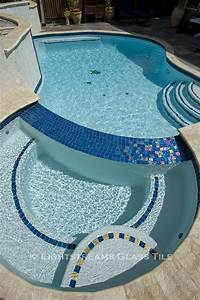 Street Light Manufacturer Lightstreams Glass Pool Tile Peacock Blue A Northern Ca