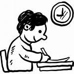 Exam Icon Homework Exams Education Studies Library