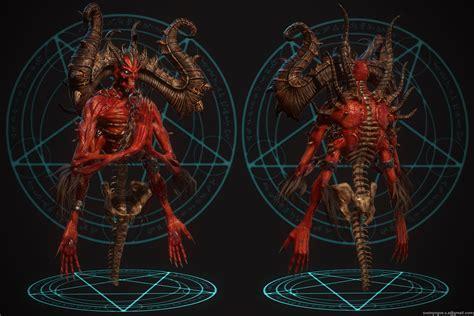 3d artwork for mephisto
